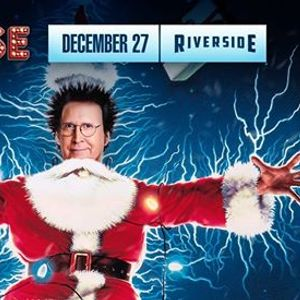 Chevy Chase with Christmas Vacation at the Riverside Theater