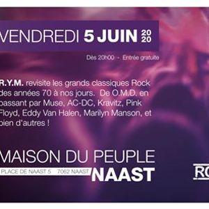 RYM en Concert - Maison du Peuple de Naast