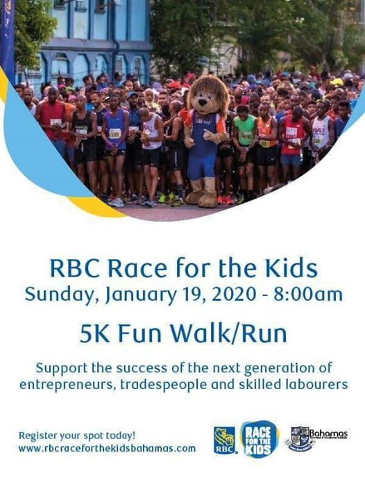 January 19th 2020 Events New York.Rbc Race For The Kids 2020 At Rbc East Hill Street Nassau