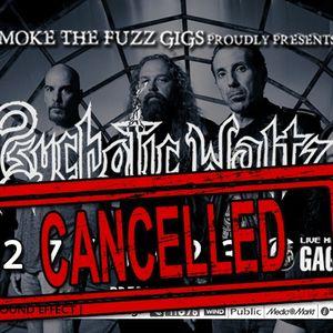 Psychotic Waltz live at Gagarin205  New Date Saturday 28522