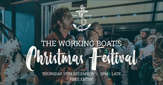 Mini Christmas Festival 2019 at The Working Boat