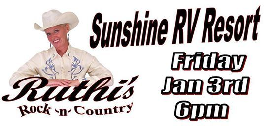Ruthis Rock-n-Country Comedy Show