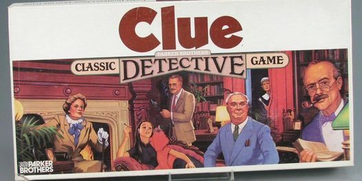 """Live Action Game of """"Clue""""® and Scavenger Hunt   Event in Bethesda   AllEvents.in"""