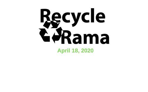 Recycle Rama 2020 at Ingham County Health Department, Lansing