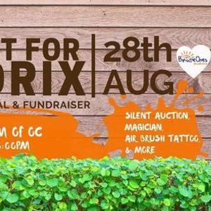 4th Annual HangOut for Hendrix Music Festival & Fundraiser