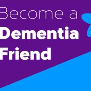 Digital Dementia Friends Session - Thursday 22nd October 4pm