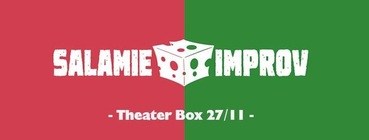 Salamie Improv @Theater Box, 27 November | Event in Merelbeke | AllEvents.in