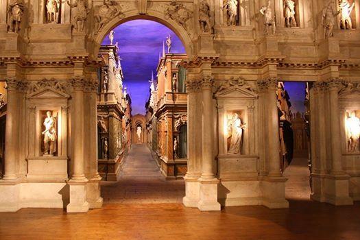 Opernfestival Vicenza Zurck zum Ursprung des Musiktheaters