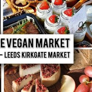 Great Yorkshire Vegan Winter Market