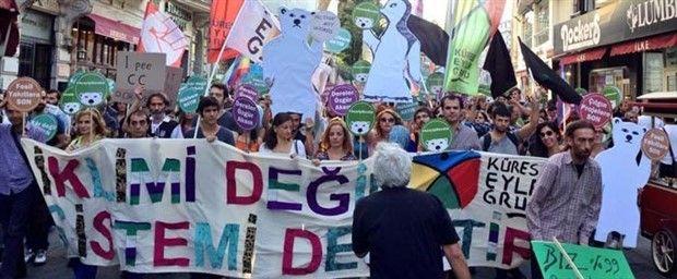klim adaleti etkinlikleri