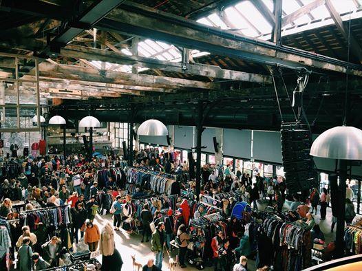 Newcastle Vintage & Street Food Market