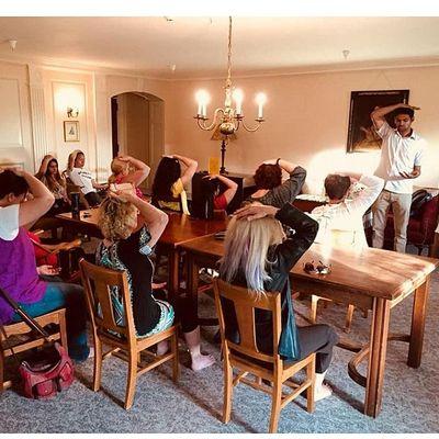 ONLINE Lets Meditate London- Ealing Free Guided Meditation