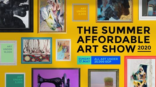 The Summer Affordable Art Show  4th Edition by TAM.Gallery