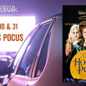 Hocus Pocus - Drive-In Movie