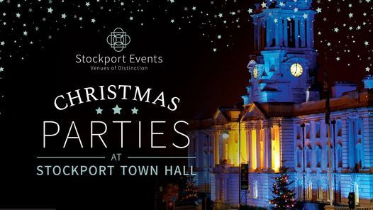 Christmas Party Night at Stockport Town Hall, 11 December | Event in Stockport | AllEvents.in