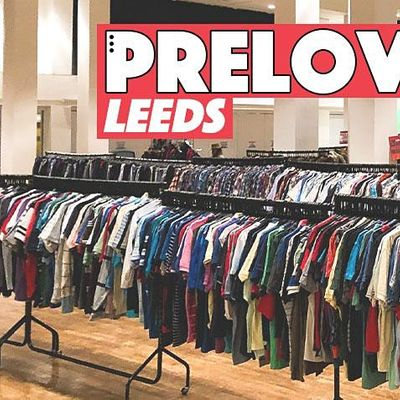 Leeds preloved Vintage Retail Pop Up