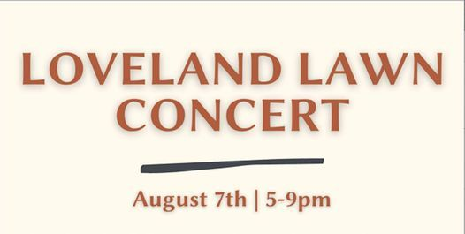 Loveland Backyard Concert, 7 August | Event in Loveland | AllEvents.in