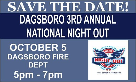 Dagsboro National Night Out, 5 October | Event in Dagsboro | AllEvents.in