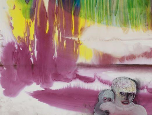 Wystawa Miriam Cahn. Ja istota ludzka  I as Human