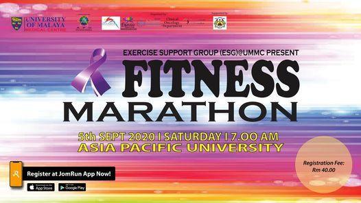 ESG at UMMC: Fitness Marathon 2022, 20 February   Event in Kuala Lumpur   AllEvents.in