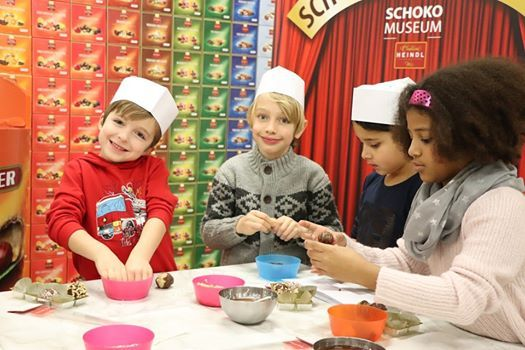 Feriencamp Die erste SchokoAkademie fr Kinder (3-Tage)