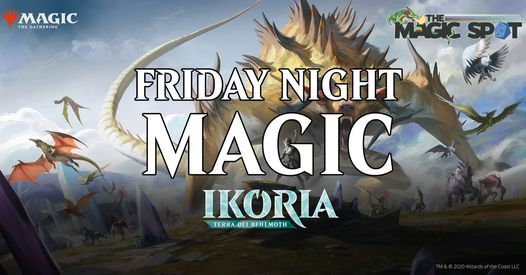 FNM - Friday Night Magic - Revised Edition :D   Event in Bari   AllEvents.in