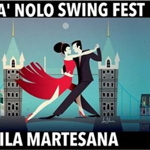 Gran Gala Nolo SWING FEST Jazz Lag e Basically Swing Jorkestra