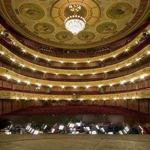 Gl Scene - eksklusiv omvisning p Kgl Teater