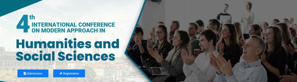 4th International Conference on Modern Approach in Humanities and Social Sciences, 10 September   AllEvents.in