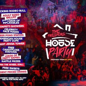 The 2021 Project X Freshers House Party at Studio 338 - On Sale Now