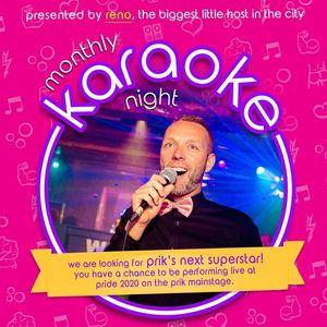 Karaoke  Priks next superstar Semi-Final