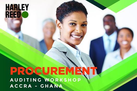 Procurement Auditing Workshop at Sun Lodge Hotel Tesano, Accra