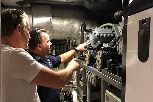 Marine Refrigeration Course