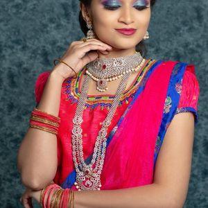 Level 2 -  Advance Bridal Makeup Course