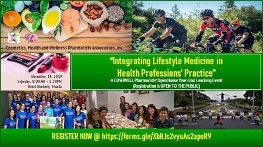 CPD - Integrating Lifestyle Med in Health Professions Practice