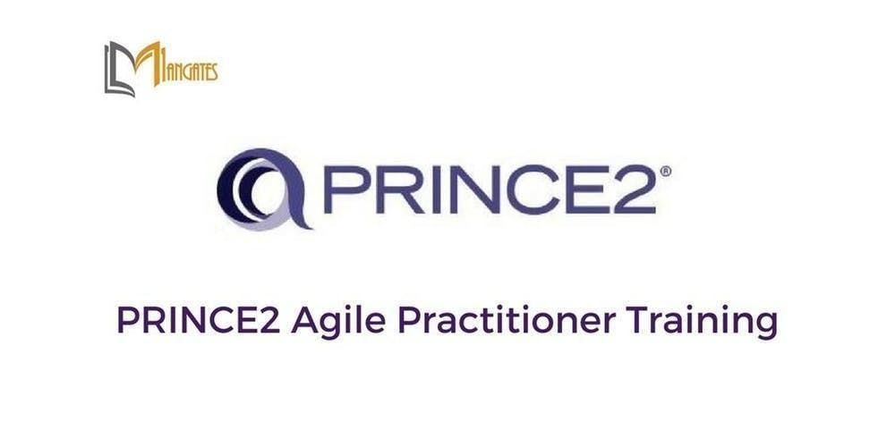 PRINCE2 Agile Practitioner 3 Days Training in Houston TX