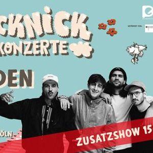 Leoniden (Zusatzshow)  Picknick Konzerte 2021  Kln