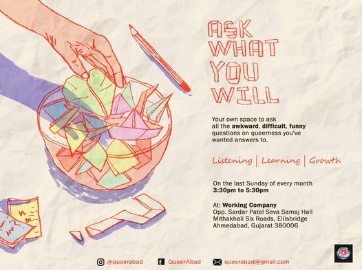 Ask What You Will