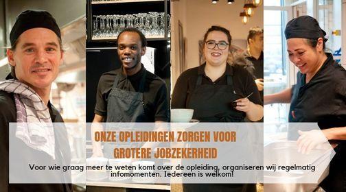 Infosessie opleiding Hulpkelner | Event in Kortrijk | AllEvents.in