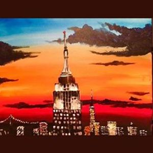 Digital Canvas] Empire State of Mind