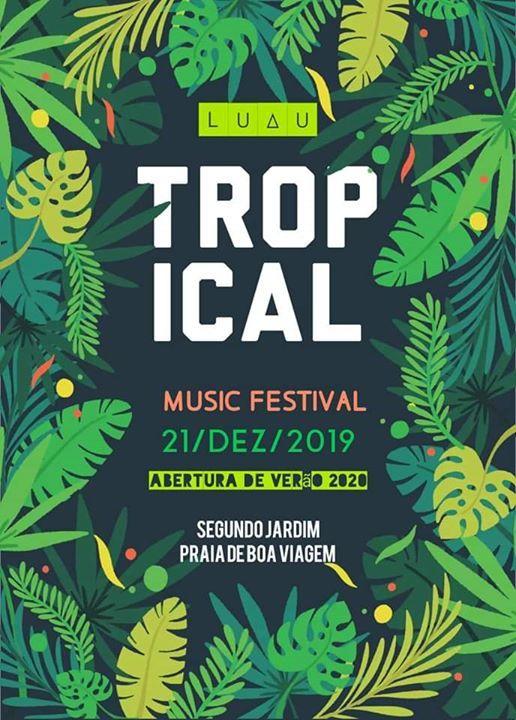 LUAU TROPICAL music Festival