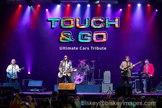 Touch & Go Cars Tribute at the South Florida Fair Coca Cola Stage, 19 May | Event in West Palm Beach | AllEvents.in