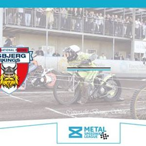 UDSAT - Esbjerg Vikings - Grindsted Speedway Klub
