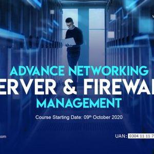 Advance Networking Server & Firewall Management