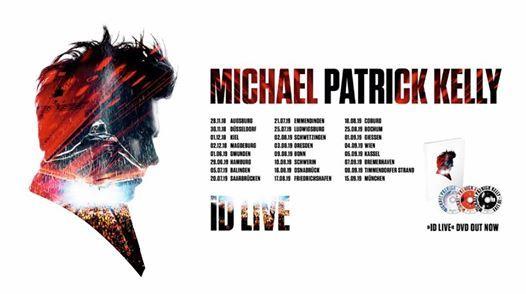 Michael Patrick Kelly  Coburg
