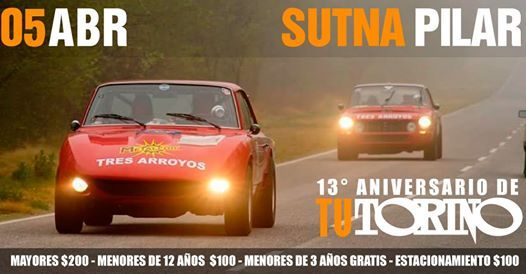 13 aniversario de TuTorino en Sutna Pilar