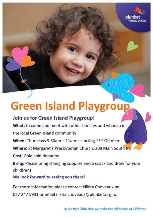 Green Island Playgroup