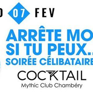 Le Cocktail - Soire Clibataires - Vend 07 Fev