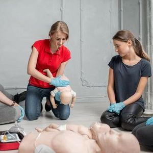 Peace of Mind  Baby and Child First Aid training