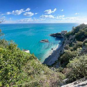 Tesori Costiera.Il Sentiero del Rosmarino Spiaggia del Glauco.